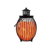 Himalayan Metal Olive Basket Salt Lamp (HS1342)